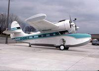 C-GRCZ @ KDPA - In for some avionics work at JA Air Center.  Later became N121GL - by Glenn E. Chatfield