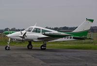 G-BBBX @ BOH - Cessna 310L - by Les Rickman