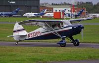 N5730H @ BOH - Piper PA.16 Clipper - by Les Rickman