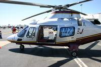 N77EJ @ MOD - Agusta SPA A109E - by Karl Mesojednik