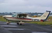 G-BPSL @ BOH - Cessna 177 - by Les Rickman