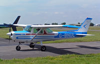 G-BNUL @ BOH - Cessna 152 11 - by Les Rickman