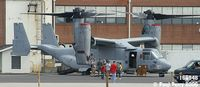 165948 @ NCA - New River MCAS, home of the Osprey.  This one from the operational sqdn, VMMT-204 - by Paul Perry