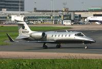 N125GP @ EGCC - Fine looking biz jet. - by Kevin Murphy