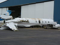 N76HG @ KRFD - Jetstar broken up for scrap - by Mark Pasqualino