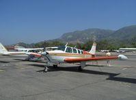 N212DB @ SZP - 1973 Beech A36 BONANZA, Continental IO-520-BA 285 Hp - by Doug Robertson