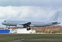 A7-ABS @ BOH - Airbus A320-200 - by Les Rickman