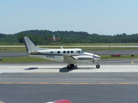N122K @ KPDK - Taxing to Mercury Air Center - by Michael Martin