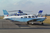 G-BSYC @ BOH - PA-32R-300 Lance - by Les Rickman