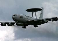LX-N90445 @ ETNG - Awacs airbase at geilenkirchen - by Jeroen Stroes