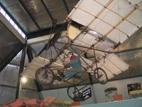 UNKNOWN - Richard Pearse's first (and most successful) aeroplane, built between 1898 and 1903 (replica). Preserved at the Museum of Transport and Technology (MOTAT) in Auckland, New Zealand. - by Micha Lueck