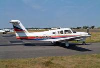 G-JANG @ BOH - Piper PA-28RT-201T - by Les Rickman