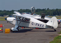 G-PAXX @ BOH - PA-20 Pacer 135 - by Les Rickman