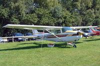 D-EHPN @ EGHP - Cessna 172N - by Les Rickman