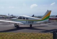 F-GGZB @ BOH - PIPER PA-28-181 II - by Les Rickman