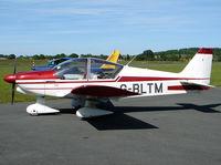 G-BLTM @ EGBO - Robin HR200/100 Club - by Robert Beaver