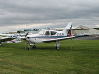C-GLRY @ FDK - Sitting on the grass at the AOPA fly-in.  A nice looking one from Canada - by Sam Andrews