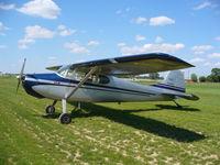 N1241D @ C77 - Cessna 170 - by Mark Pasqualino