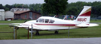 N6UC @ 3G9 - Just after shut down at Butler Farm Show Airport - by Jim Uber