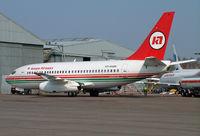 5Y-KQN @ BOH - Boeing 737 229 - by Les Rickman
