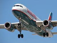 N668AW @ KLAS - America West Airlines / 2002 Airbus A320-232