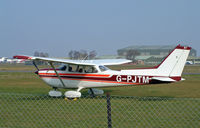 G-PJTM @ BOH - Cessna FR.172K 11 - by Les Rickman