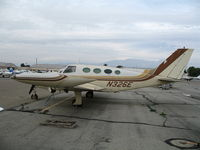 N326E @ CNO - 1965 Cessna 411 @ Chino Municipal Airport, CA