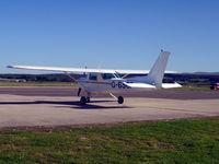 G-BSCP @ EGPE - Cessna 152 - by James McNie