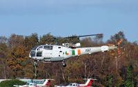 197 @ BOH - Aerospatiale SA-316B Alouette III - by Les Rickman