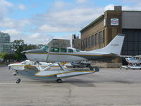 C-GIRY @ CYTZ - Cessna U206 - by Mark Pasqualino