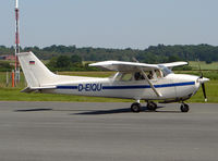 D-EIQU @ EGBO - Cessna 172M Skyhawk - by Robert Beaver