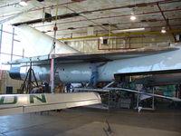 25203 @ CYZD - Avro Arrow full size replica to be Number 203 - by Mark Pasqualino
