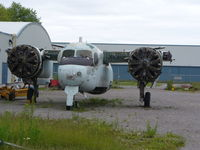 1545 @ CYTR - Tracker project at RCAF Museum - by Mark Pasqualino