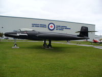 18774 @ CYTR - CF-100  18774 At RCAF Museum - by Mark Pasqualino