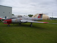 114015 @ CYTR - CT-114 at RCAF Museum - by Mark Pasqualino