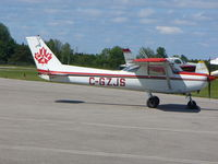 C-GZJS @ CYOO - Cessna 152 - by Mark Pasqualino