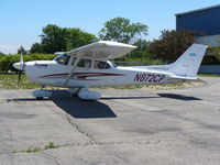 N872CP @ KPHN - Cessna 172R - by Mark Pasqualino