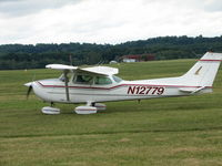 N12779 @ FDK - Taxiing to parking at FDK - by Sam Andrews