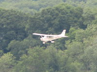 N12779 @ FDK - On final to FDK - by Sam Andrews