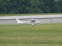 N12779 @ FDK - Just leaving the runway - by Sam Andrews