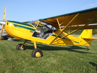 N199CL @ BQR - At EAA Fly-In - by Jim Uber