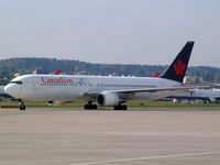 C-GGBK @ ZRH - Taxi to the gate - by eap_spotter