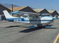 N1387S @ SZP - 1976 Cessna 182P SKYLANE, Continental O-470-S 230 Hp - by Doug Robertson