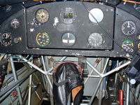 N173E @ C77 - Waco UPF-7 rear cockpit - by Mark Pasqualino
