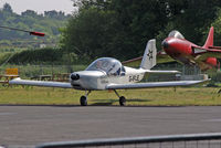 G-IFLE @ BOH - Aerotechnic EV-97 TeamEurostar UK - by Les Rickman