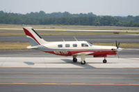 N87NF @ PDK - Taxing to Runway 20R - by Michael Martin