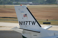 N117TW @ PDK - Tail Numbers - by Michael Martin