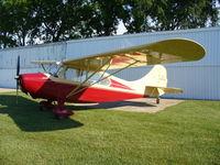 N82395 @ 7V3 - Aeronca 7AC - by Mark Pasqualino