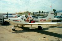 N115SR @ TOA - 1994 Grob G115C - by Dwight Abbott