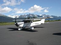 N9160H @ VDZ - Alaskan adventure 2005 - by Stan Hawk